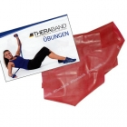 THERABAND Fitnessband rot 2,5 m